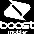 boost mobile-white